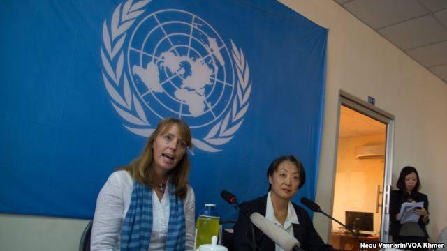 UN Special Rapporteur Rhona Smith 2559