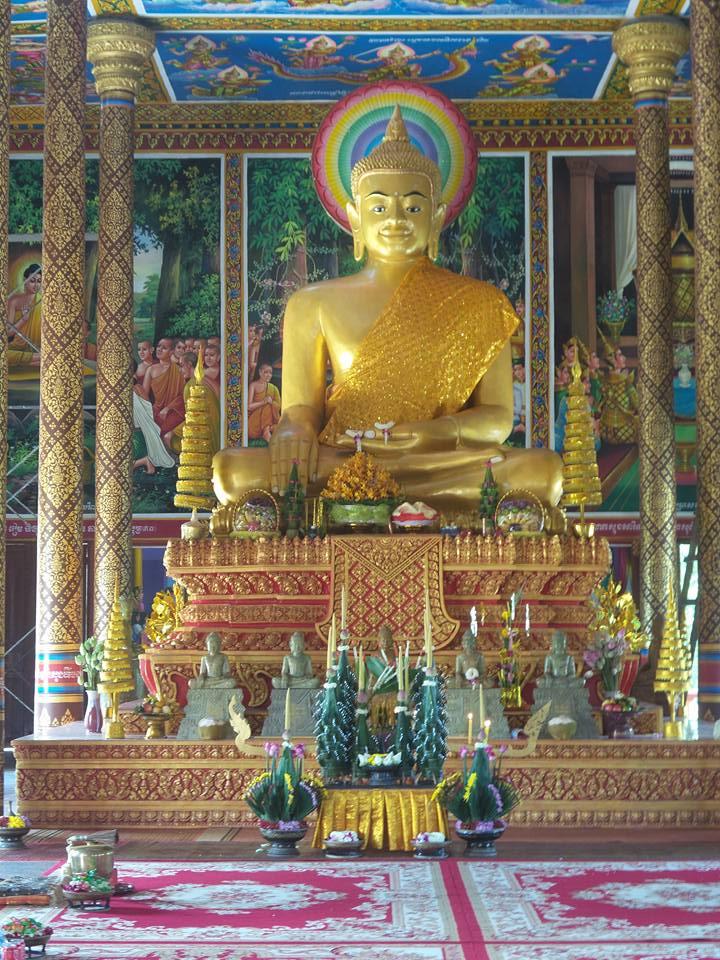 វត្តព្រះវិហារសំណ Wat Vihara Somnor 2559