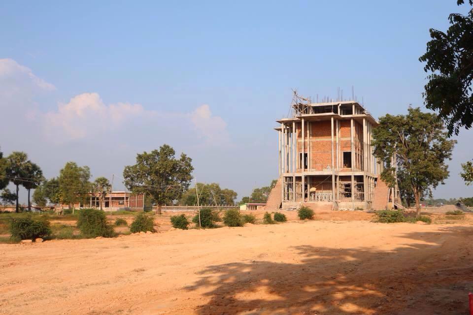 Wat Prasat Srah Kandal Kjas