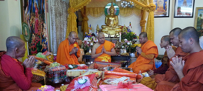 Wat Samaki Dhararam