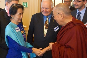 Aung San Suu Kyi_Dalai Lama