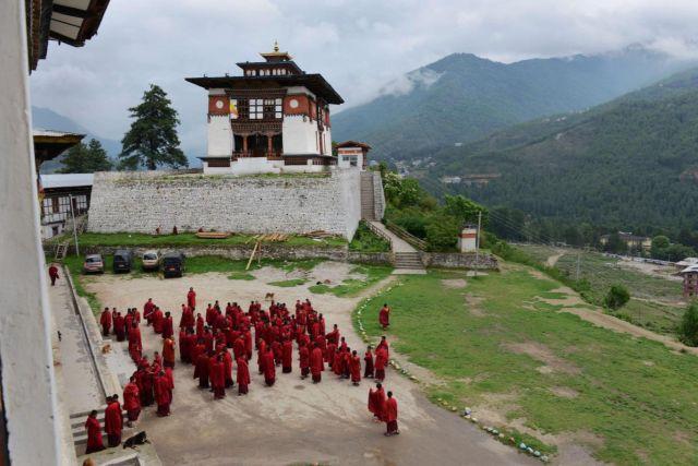 Bhutan Buddhism2