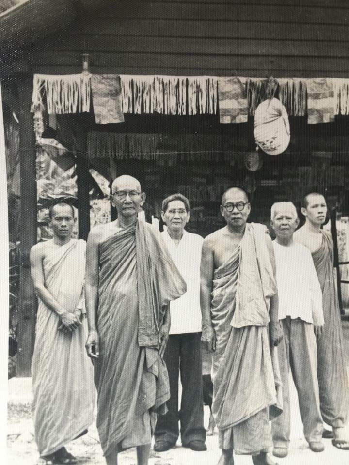 His Holiness Sangharaja of Cambodia Jotannano Chuon Nath